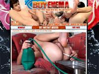Boy Enema