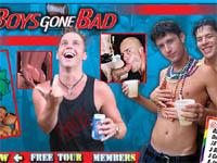 Boys Gone Bad