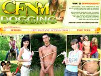 CFNM Dogging