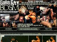 Euro Gay BDSM
