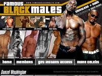 Famous Black Males