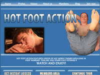 Hot Foot Action
