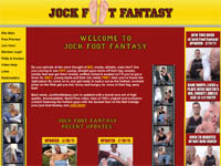 Jock Foot Fantasy