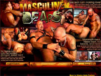 Masculine Bears