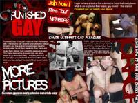 Punished Gay